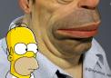 À quoi ressemblerait Homer Simpson dans la vraie vie? Un artiste a répondu à cette question
