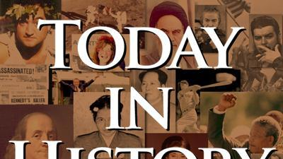 Today in History for Wednesday, February 20th