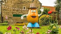 Mr. Potato Head Statue Divides Town