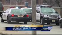 Man accused of stabbing Capitol Police officer in Milwaukee to appear in court.