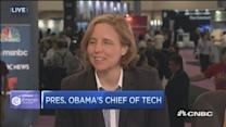 Pres. Obama's Chief of Tech: Focused on digital governmen...