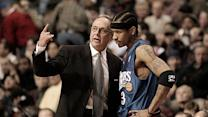 Larry Brown: I wanted to fight Allen Iverson