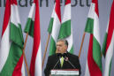Hungary's Orban: Western Europe is under migrant invasion