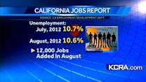 Construction jobs increase in California