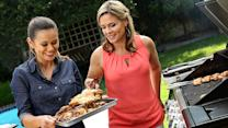 Get Over Your Fear of Grilling With Cat Cora's Clever Tips