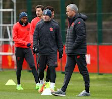 Jose Mourinho refuses to rule out Wayne Rooney leaving Manchester United as soon as next week