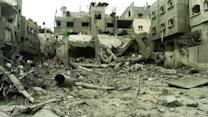 UN Shelter Hit By Israeli Missiles in Gaza