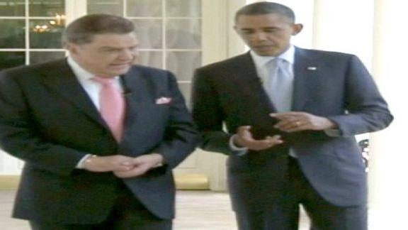 LQTP: Don Francisco entrevista a Obama