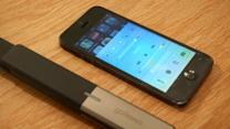 No cell service, no problem - goTenna lets users send texts without cellular network connectivity