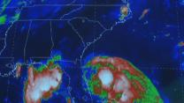 Tropical Storm Arthur Threatens Holiday Weekend