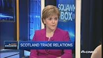 Sturgeon: Scotland's independence depends on this
