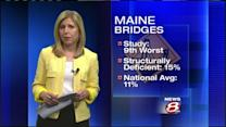 Report: Maine bridges ninth worst in the nation