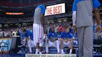 03/16/2014 Kentucky vs Florida Men's Basketball Highlights