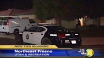 3 suspects sought in Fresno home invasion