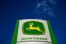 Deere & Co reports unexpected rise in first-quarter profits