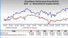 C. R. Bard (BCR) Well Poised for Growth, Macro Woes Remain