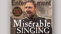 Russell Crowe Praised For Stunning Portrayal Of Man Who Cannot Sing Or Act In 'Les Misérables'