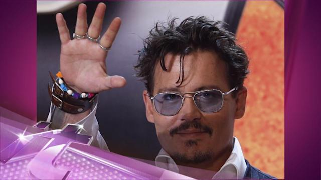 Entertainment News Pop: Johnny Depp to Quit Acting?