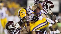 RADIO: How Mississippi State toppled LSU