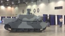 This 'Baby' Robot Tank Could Be the Future of Armored Warfare for the US
