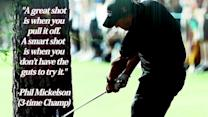 The Masters: Best Quotes from Legends on Love & Victory