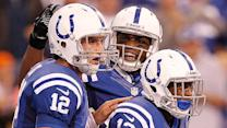Luck, Colts on a roll