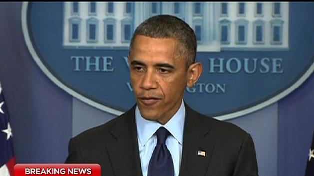 Obama speaks after Boston arrest
