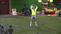 Big Brother - Frankie's Morning Exercises - Live Feed Highlight