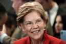 Warren warns 'democracy hangs in the balance' in New Year's Eve speech