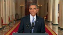 Obama Urges Congress To Delay Syria Vote
