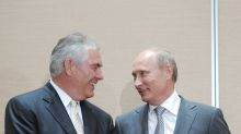 Trump reportedly settles on Exxon Mobil CEO Rex Tillerson as secretary of state