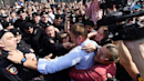 Russian opposition leader Alexei Navalny among more than 1,600 arrested during anti-Putin protests