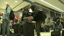 Flight delays persist at Phila. Int'l Aiport
