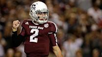 Could Manziel Be Benched?