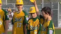 Petaluma Little Leaguers honored in ceremony