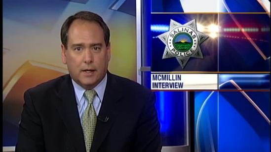 Kelly McMillin on his first two weeks as Chief