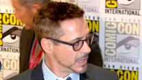 'Avengers' Robert Downey Jr, Chris Evans, and More Give Superhero Tips