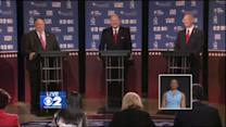 Republican NYC mayoral hopefuls spar in debate