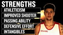 The Vertical Breakdown - Inside Isaia Cordinier's Strengths