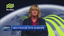 Heatwave hits Europe