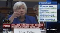 Yellen: Interest on excess reserves used globally