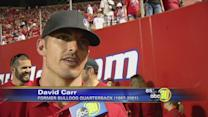 Fresno State legend David Carr shares NFL plans