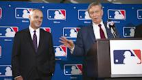 Rob Manfred named new MLB commissioner