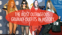 The Most Outrageous Grammy Outfits in History