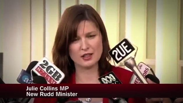 RAW: Liberal Party video mocks MP's speech