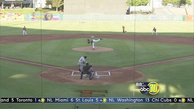 Grizzlies top Rainiers 5-1 at Chukchansi Park