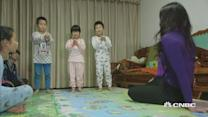 The children left behind when North Koreans defect