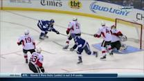 St. Louis slices D with nice assist to Palat