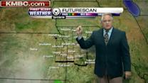 Friday will be windy; weekend looking cooler