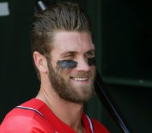 Is Bryce Harper lobbying the Nationals to spend more money?